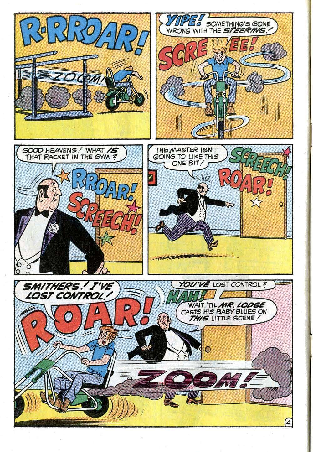 Read online Archie (1960) comic -  Issue #211 - 6