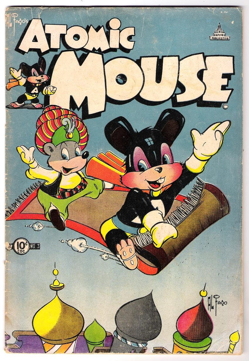 Atomic Mouse issue 3 - Page 1