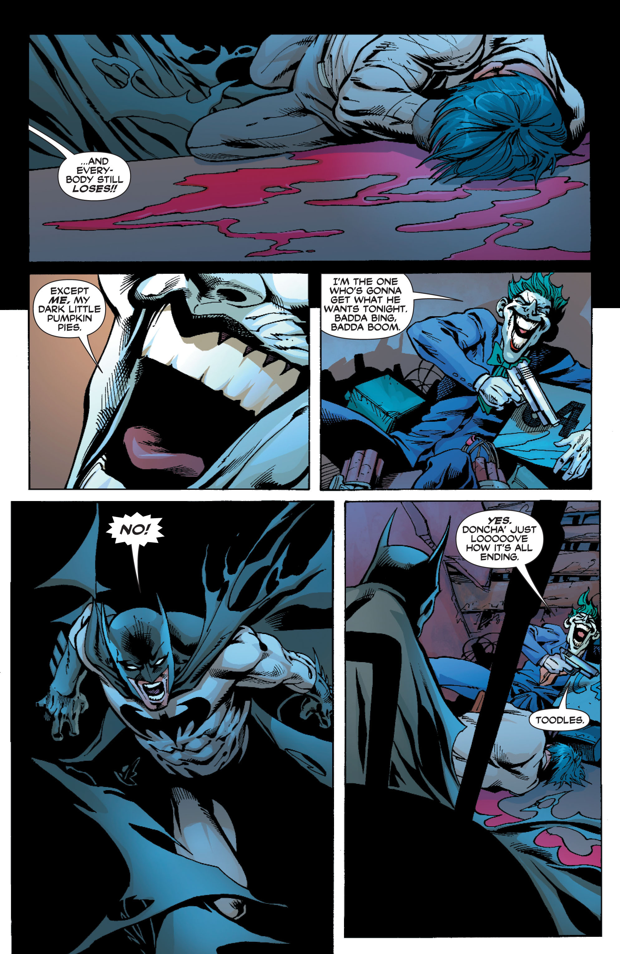 Read online Batman: Under The Red Hood comic -  Issue # Full - 314