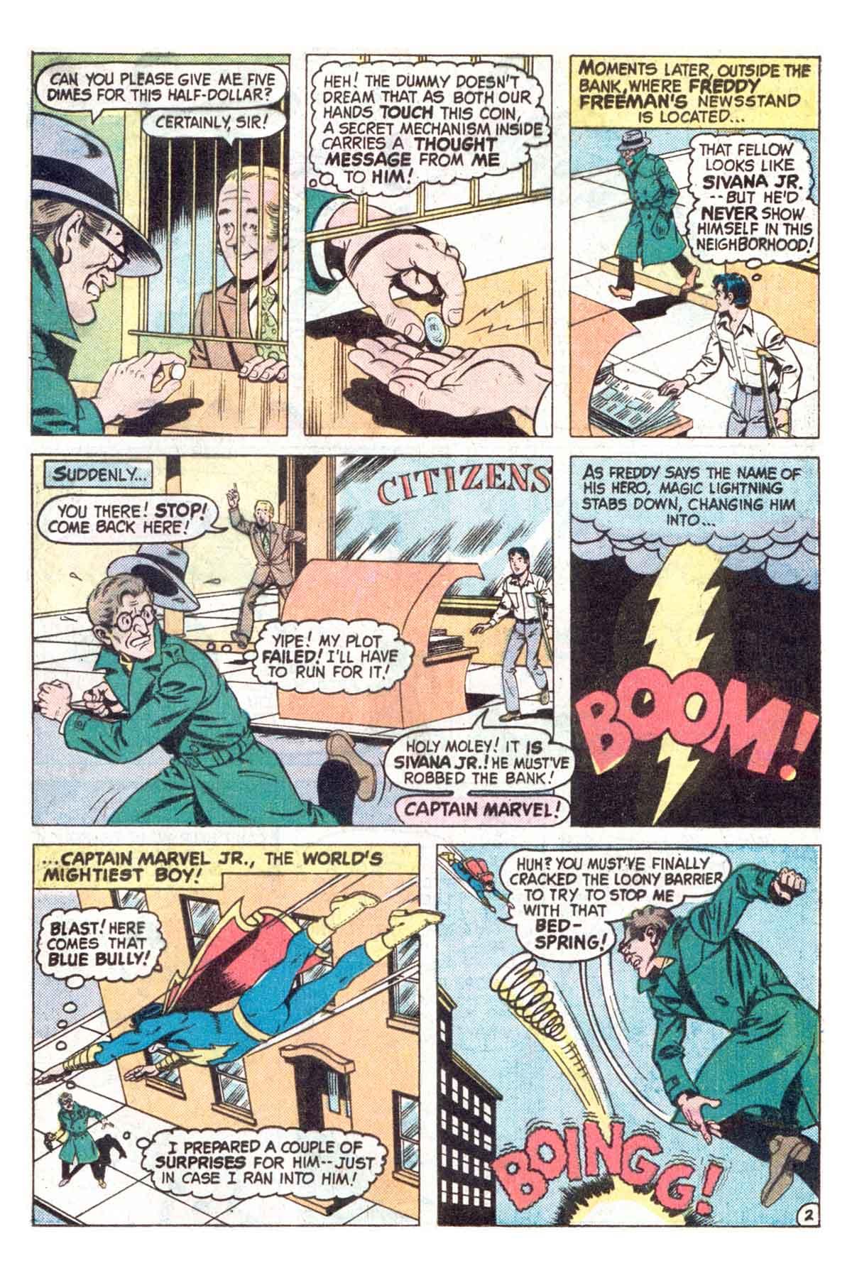 Read online Shazam! (1973) comic -  Issue #18 - 15