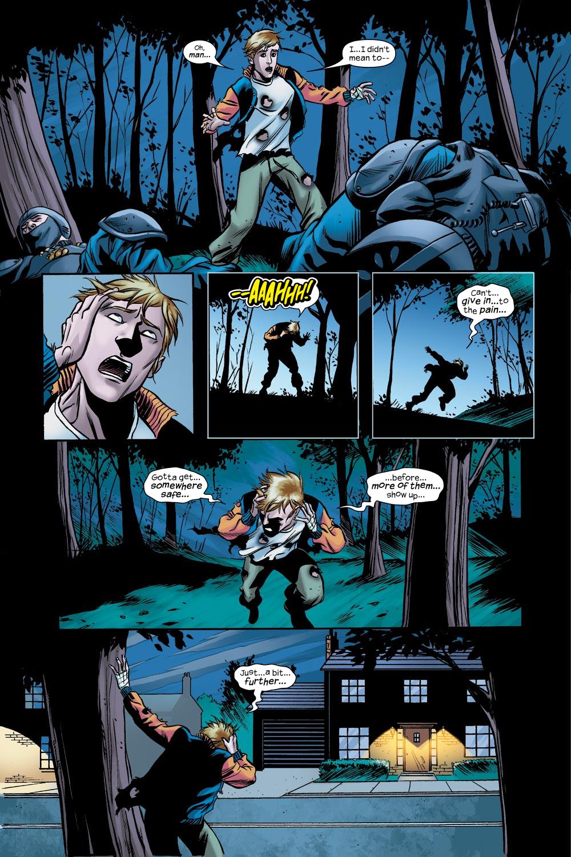 Read online Machine Teen comic -  Issue #3 - 17