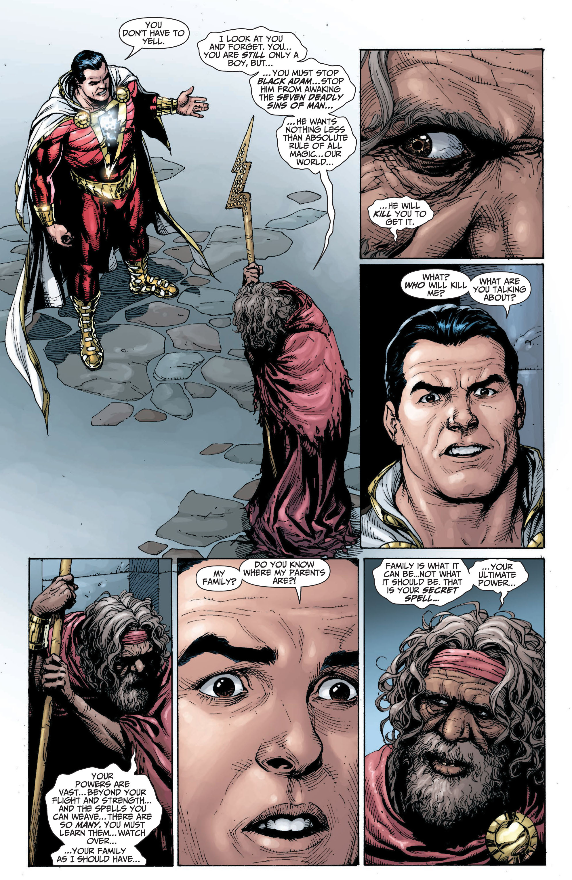 Read online Shazam! (2013) comic -  Issue #1 - 78