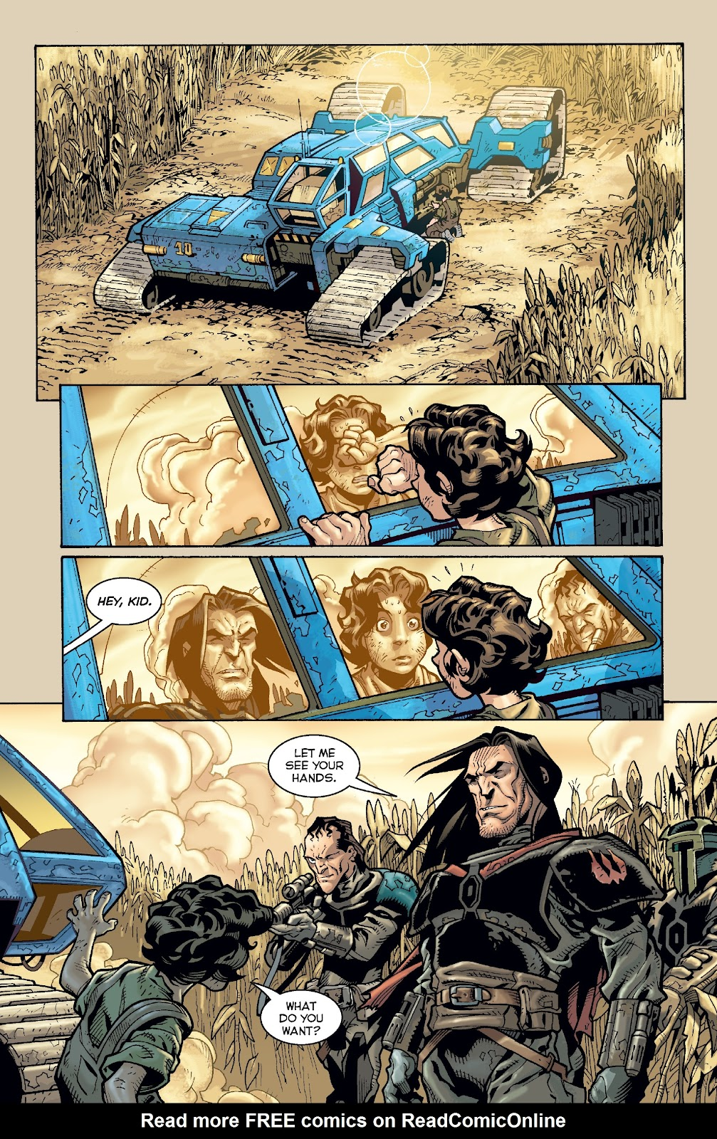 Read online Star Wars Legends Epic Collection: The Menace Revealed comic -  Issue # TPB (Part 1) - 13