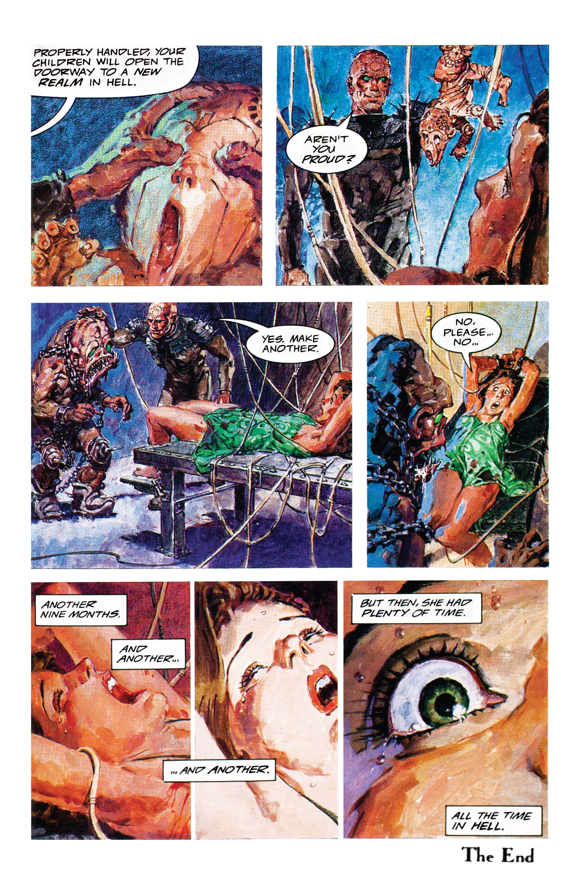 Clive Barkers Hellraiser Masterpieces 2 Page 32