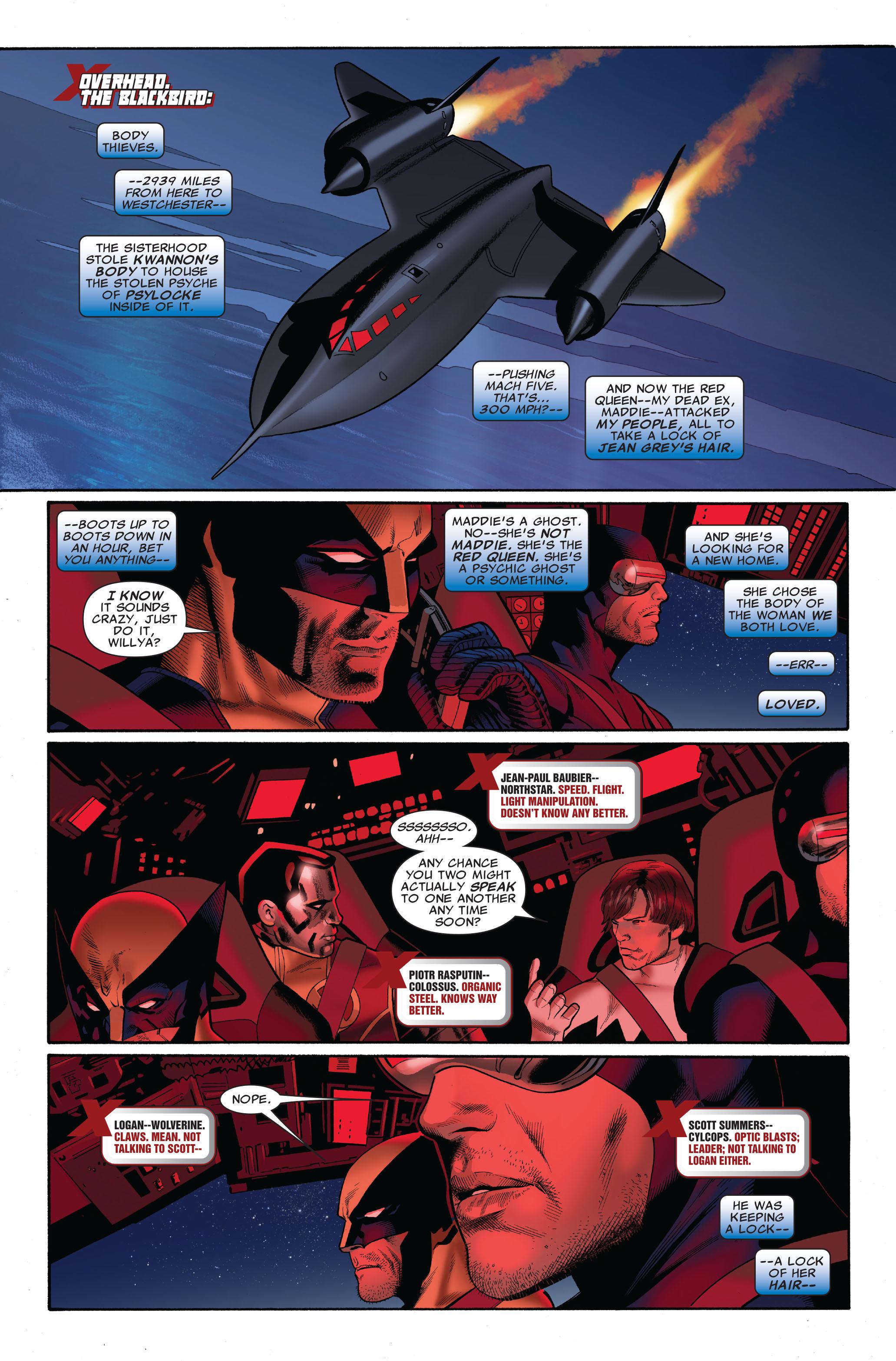 Read online Uncanny X-Men (1963) comic -  Issue #511 - 3