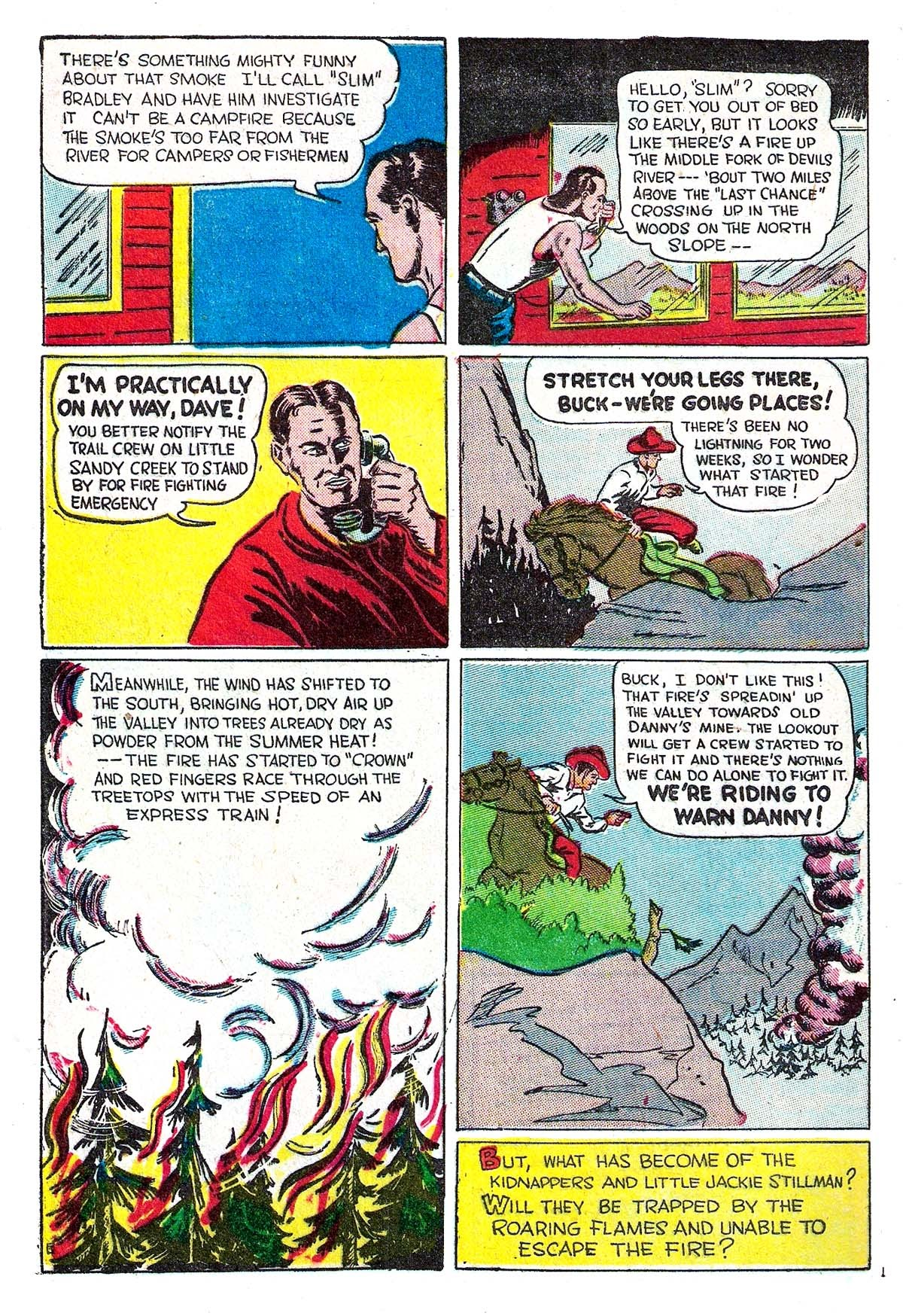 Read online Amazing Man Comics comic -  Issue #5 - 54