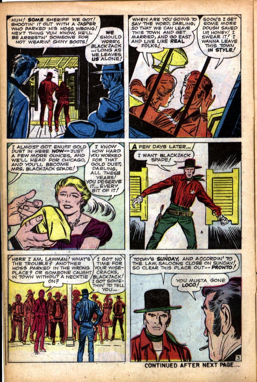 Gunsmoke Western issue 66 - Page 14