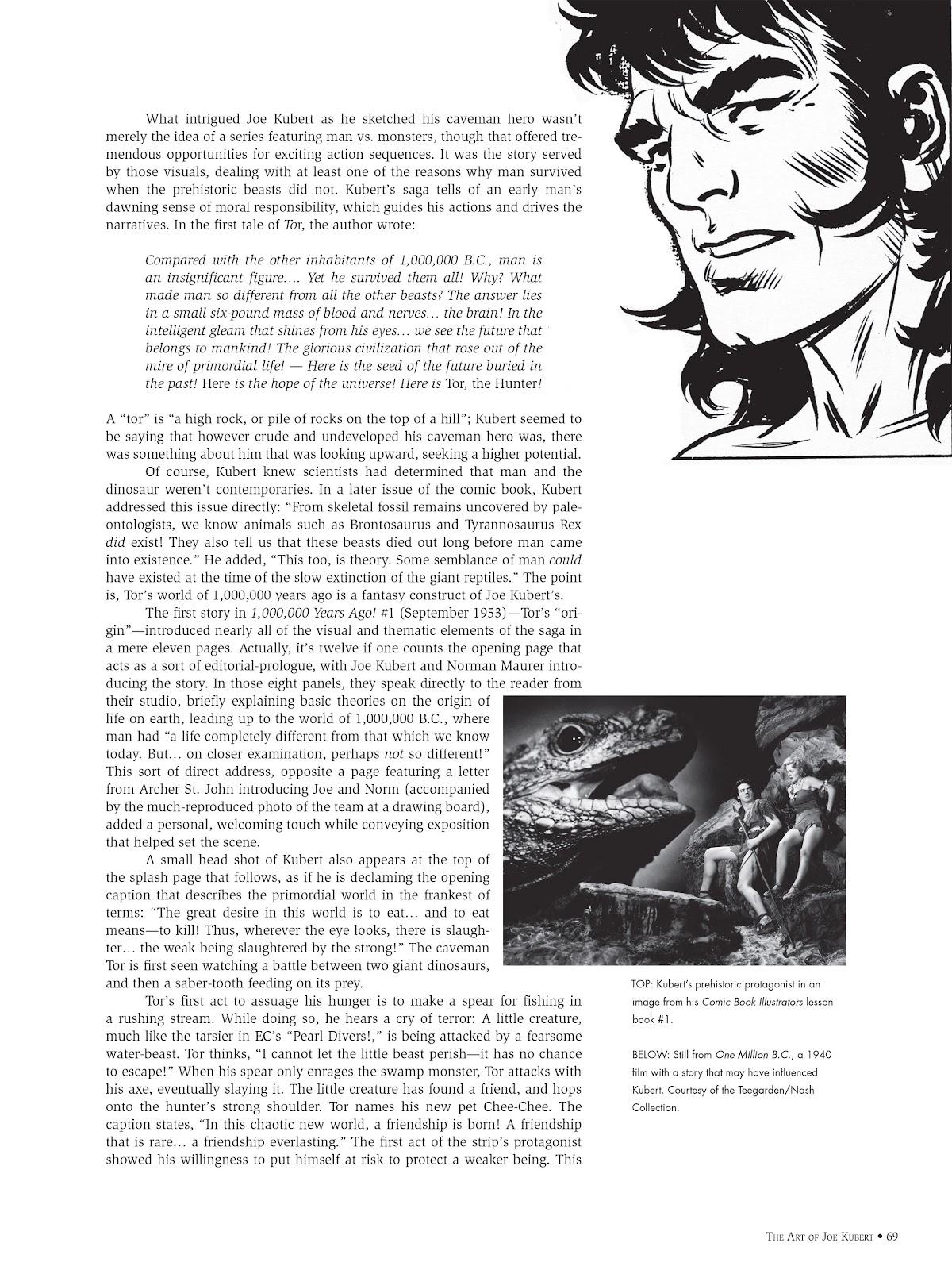 Read online The Art of Joe Kubert comic -  Issue # TPB (Part 1) - 68