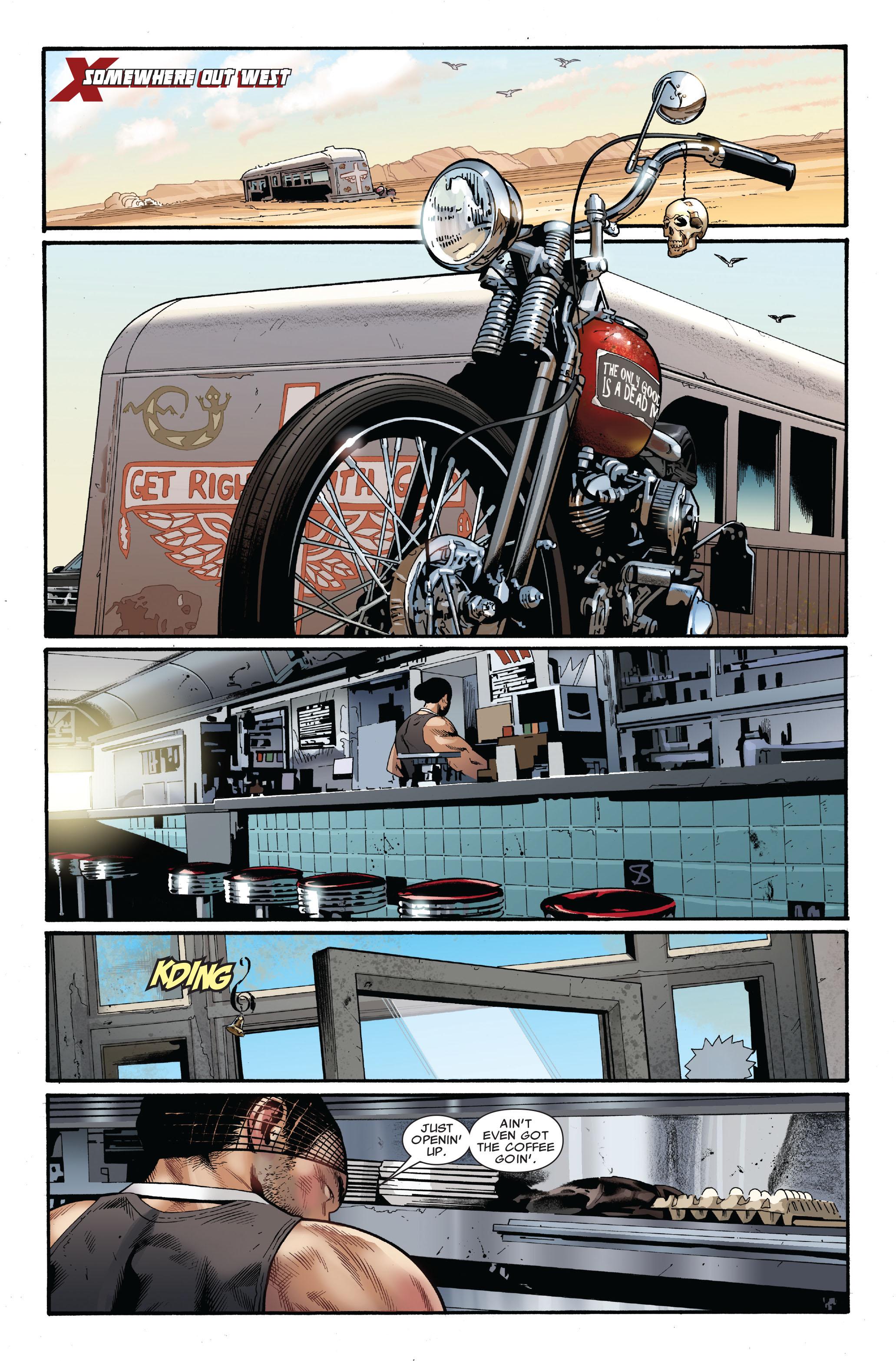 Read online Uncanny X-Men (1963) comic -  Issue #515 - 3