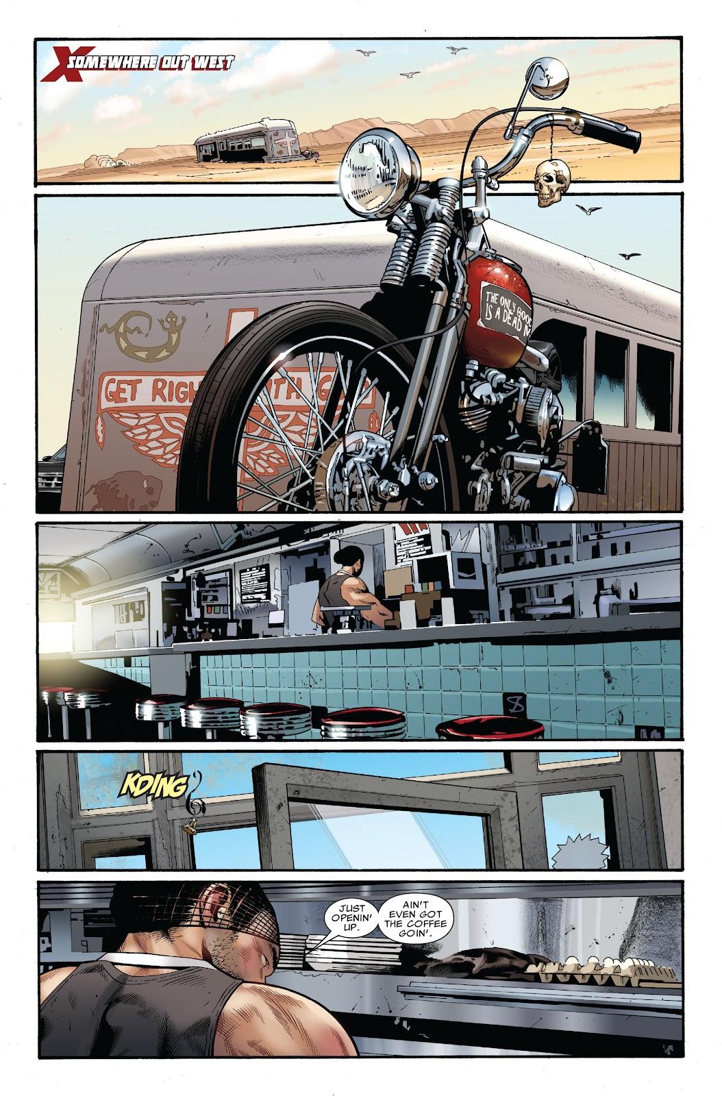 Uncanny X-Men (1963) issue 515 - Page 3