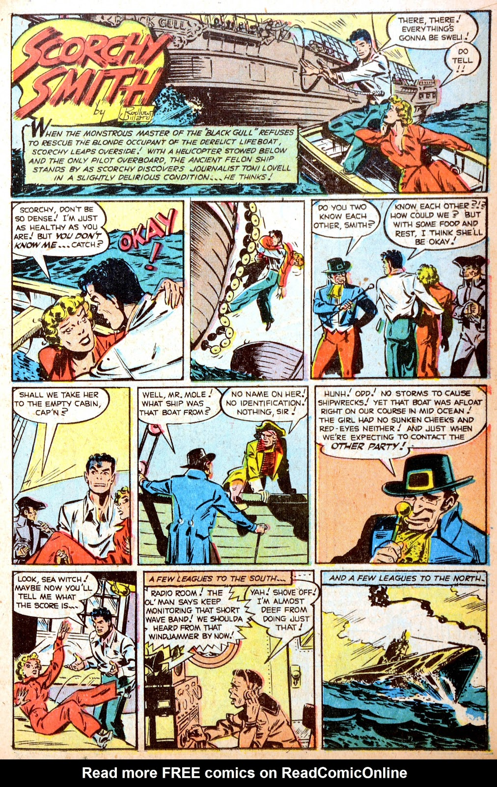 Read online Famous Funnies comic -  Issue #195 - 17