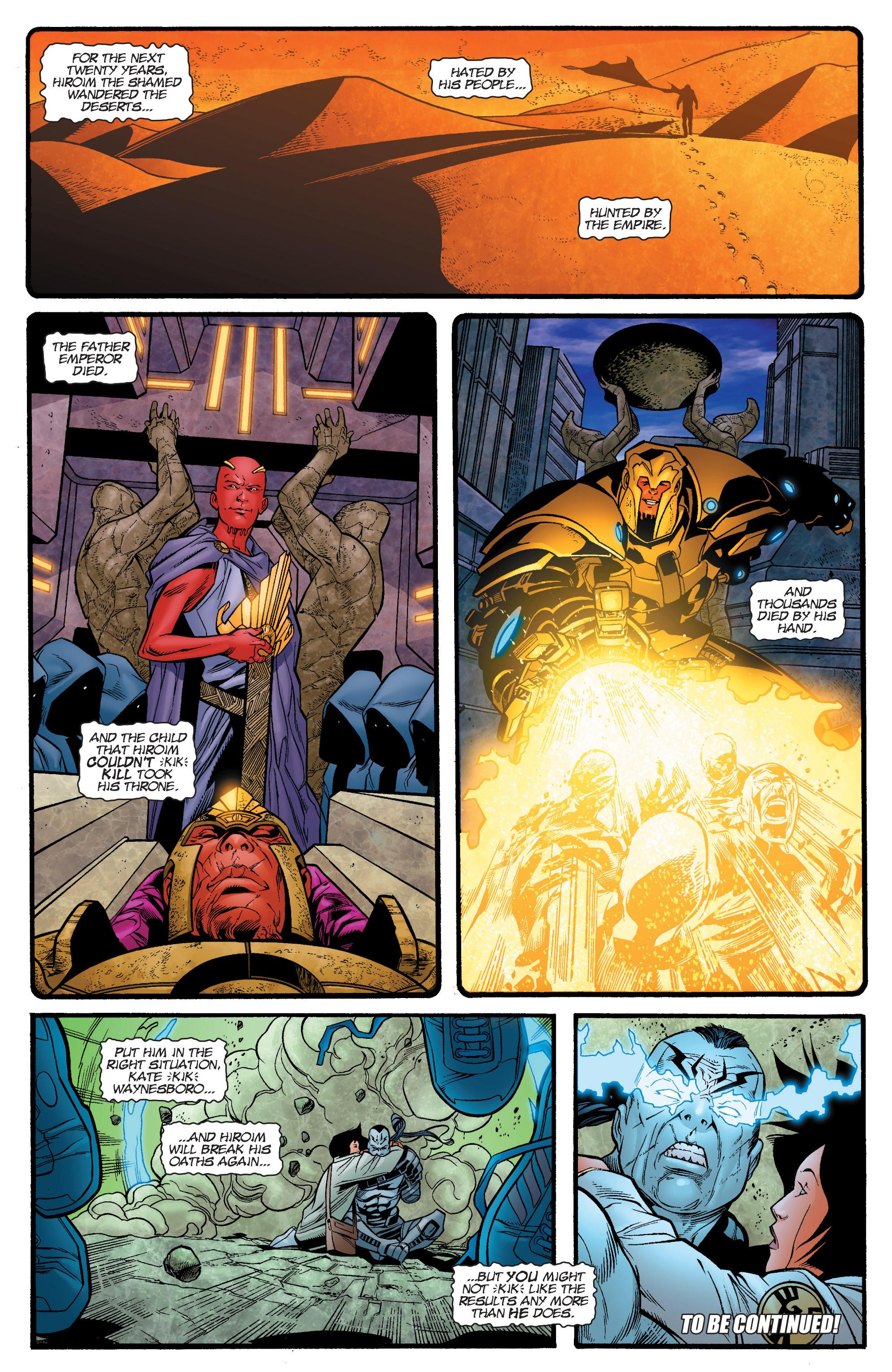 Read online World War Hulk Aftersmash: Warbound, Vol. 1 comic -  Issue #2 - 25