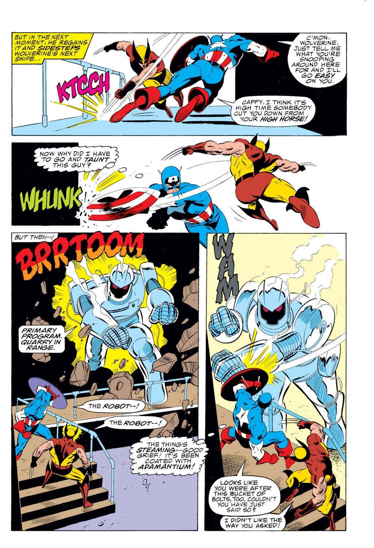 Read online Captain America (1968) comic -  Issue # _Annual 8 - 25