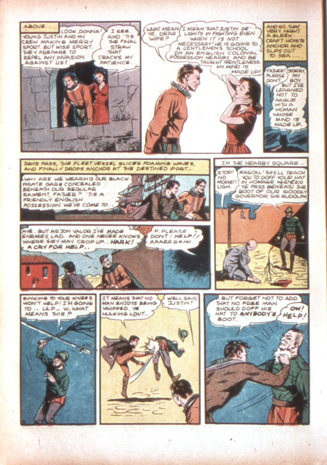 Read online Sensation (Mystery) Comics comic -  Issue #19 - 44