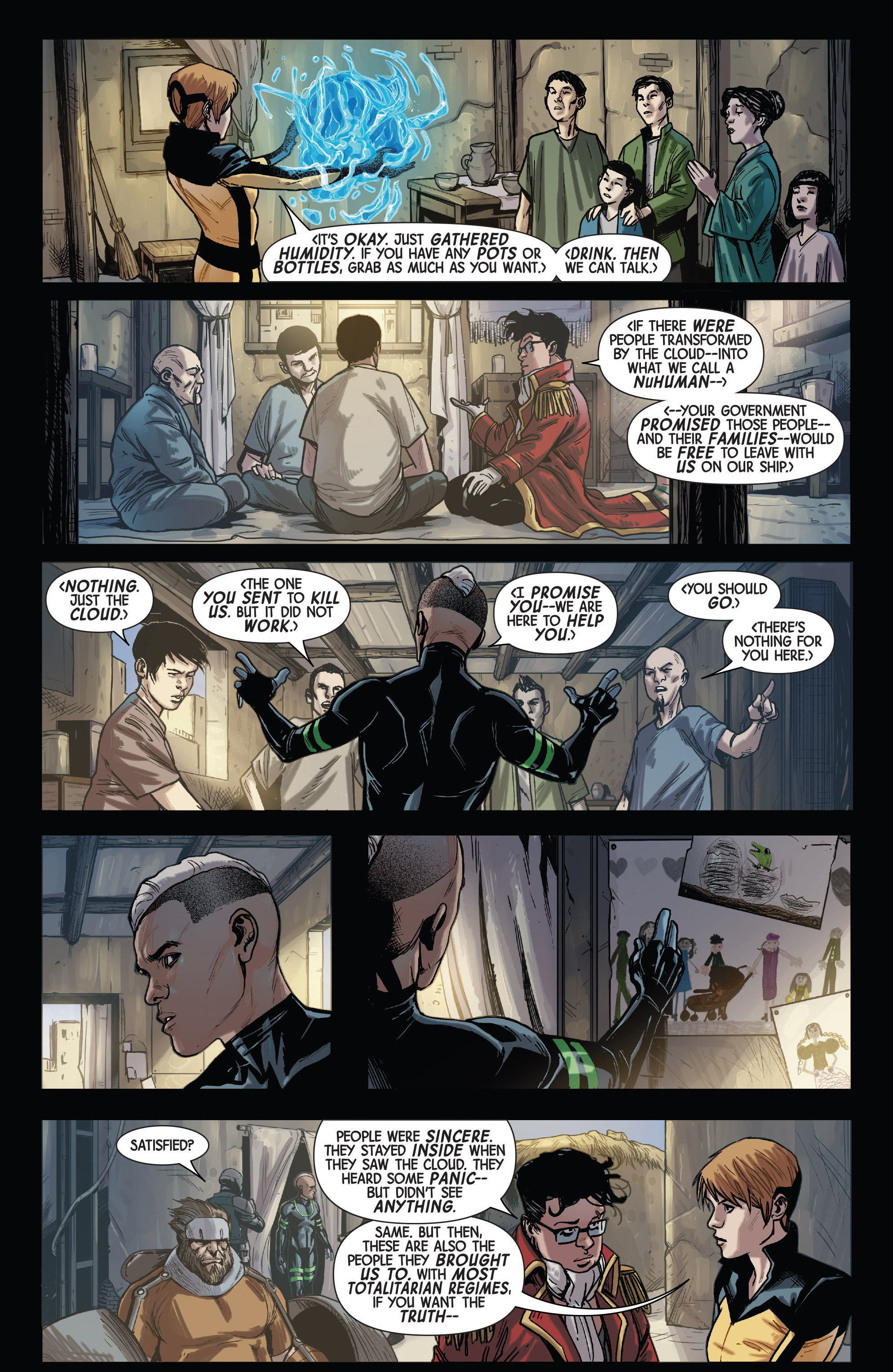 Read online All-New Inhumans comic -  Issue #2 - 8