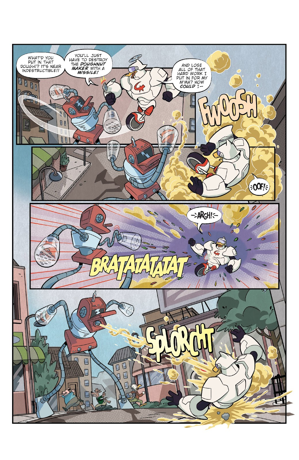 Read online Ducktales (2017) comic -  Issue #20 - 16