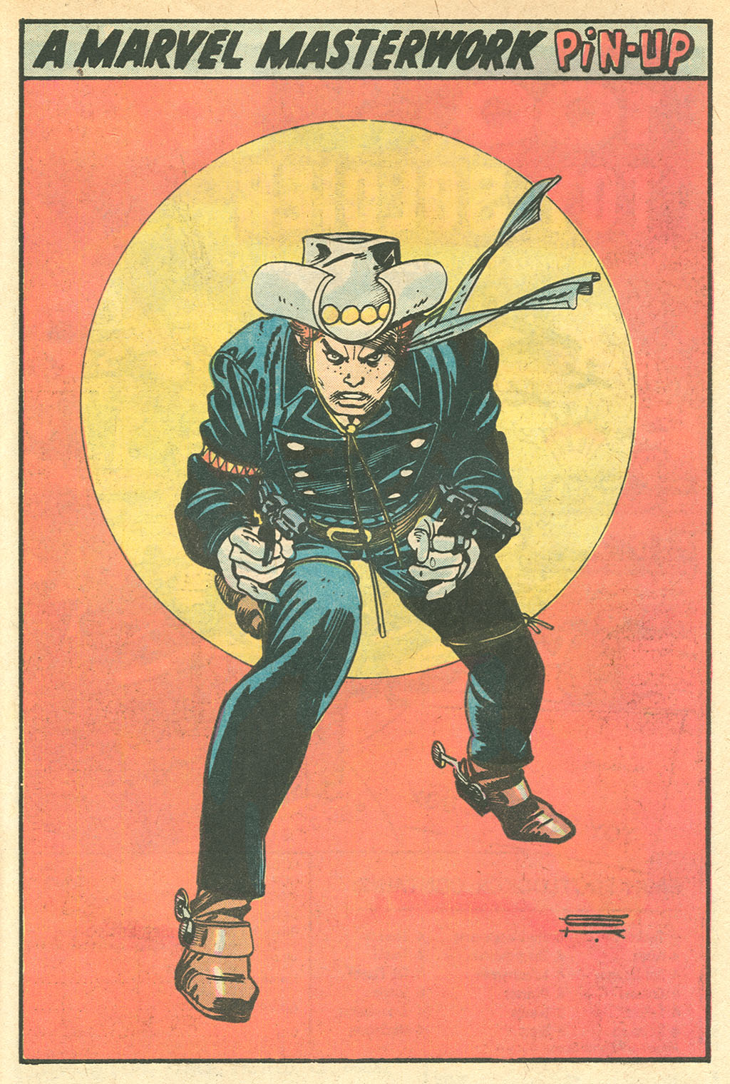 The Rawhide Kid (1955) issue 141 - Page 33