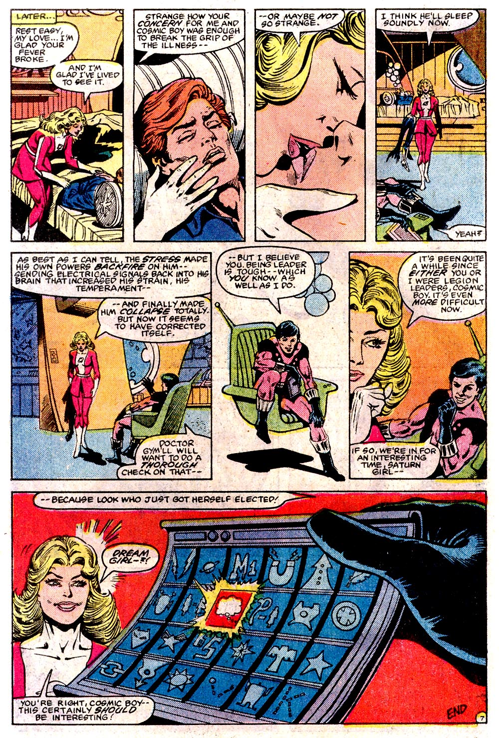 Legion of Super-Heroes (1980) 291 Page 26