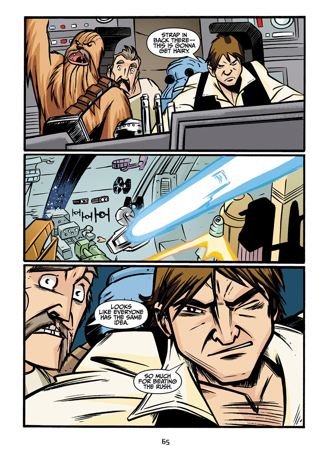 Read online Star Wars Omnibus comic -  Issue # Vol. 33 - 67