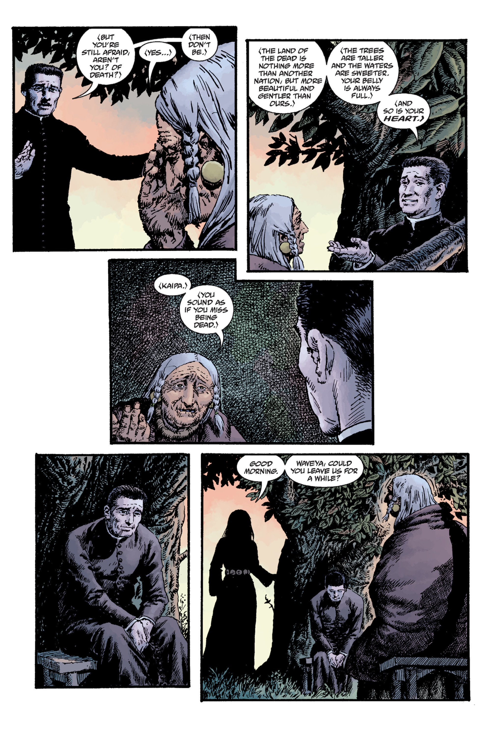 Read online Sir Edward Grey, Witchfinder: Lost and Gone Forever comic -  Issue # TPB - 78