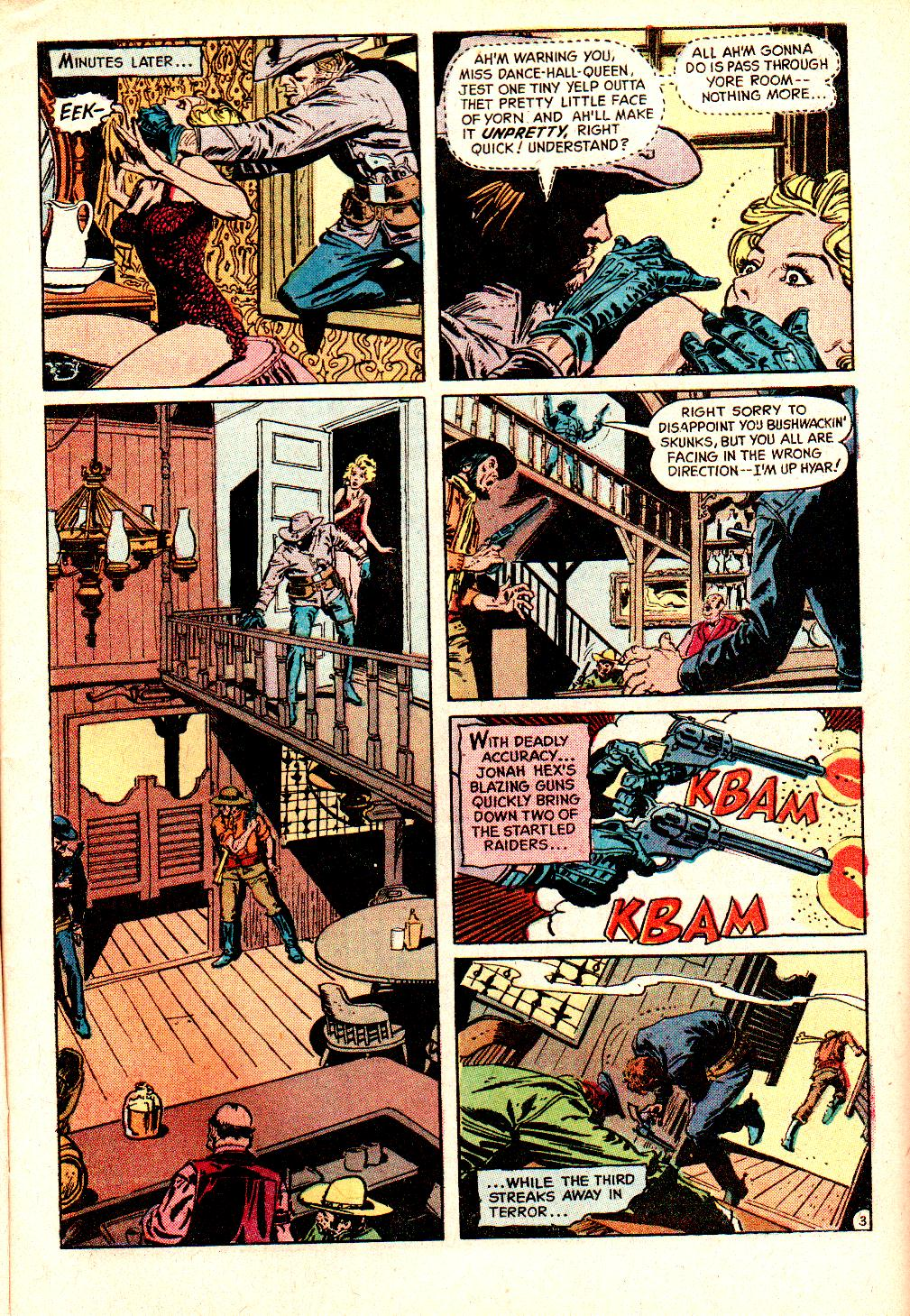 Read online All-Star Western (1970) comic -  Issue #10 - 5