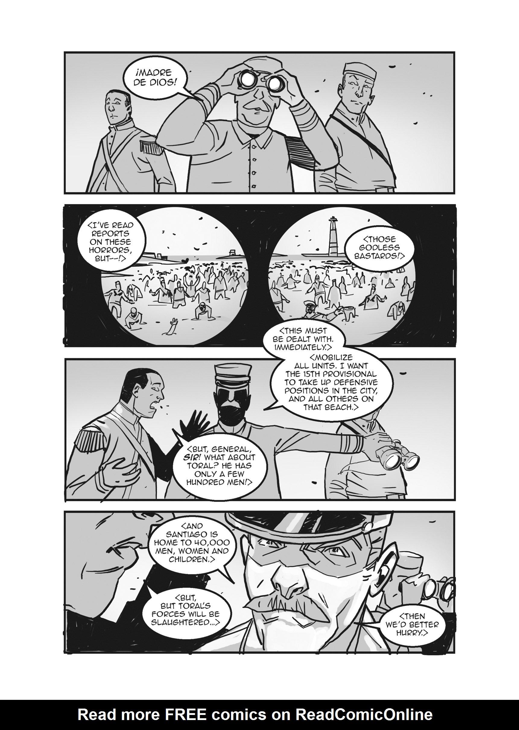 Read online FUBAR comic -  Issue #3 - 198