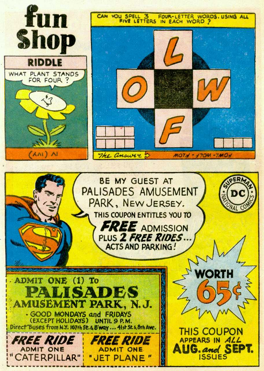 Read online Action Comics (1938) comic -  Issue #255 - 16