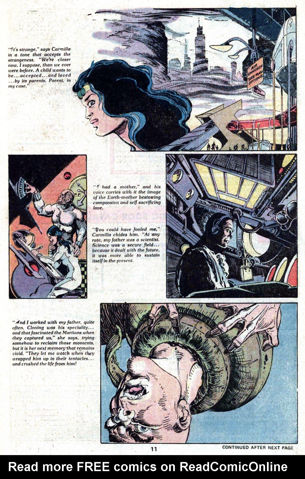 Read online Amazing Adventures (1970) comic -  Issue #34 - 13