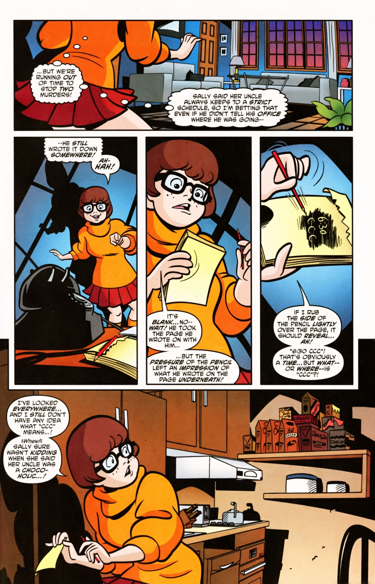 Read online Scooby-Doo (1997) comic -  Issue #155 - 18