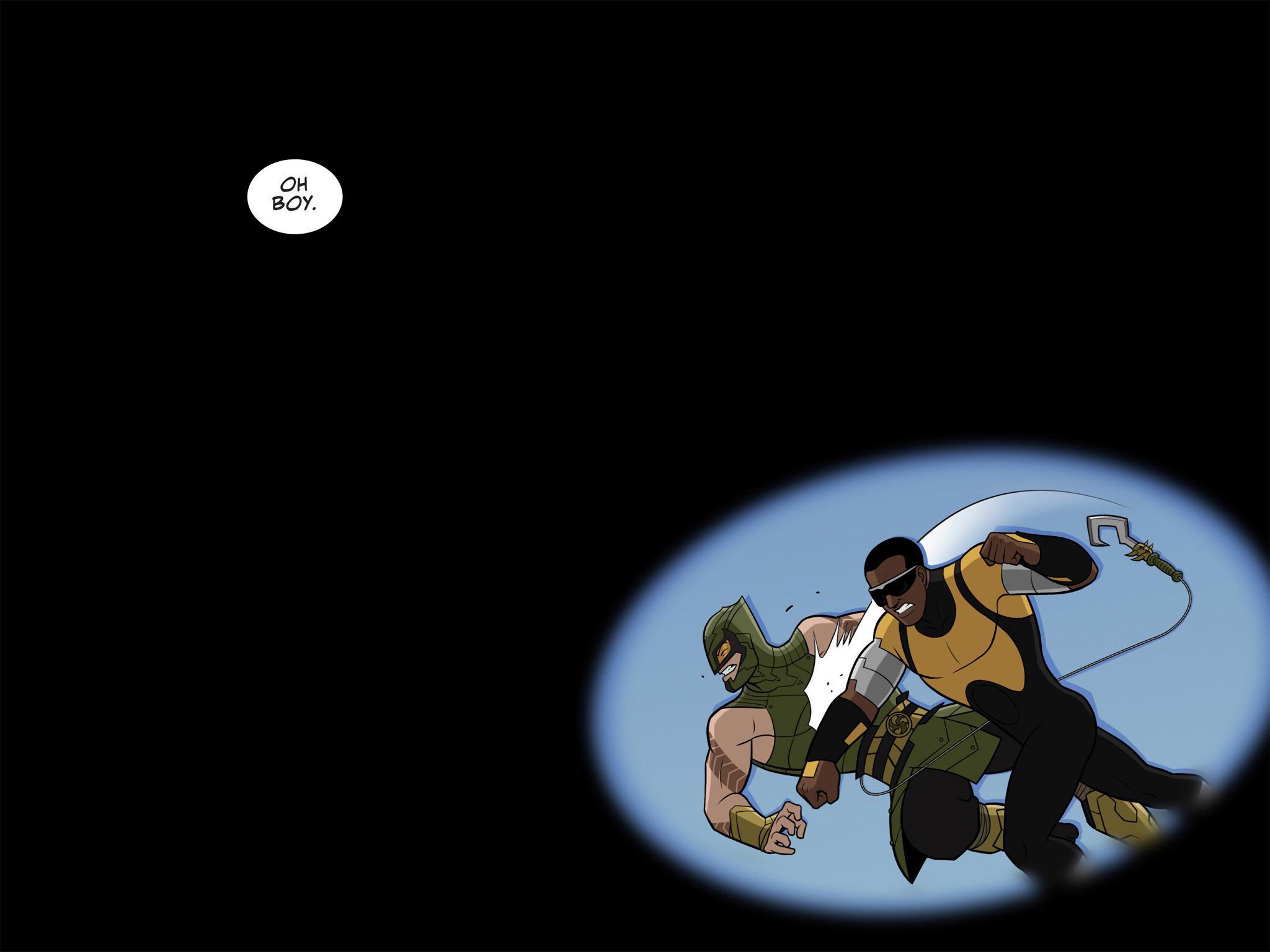 Read online Ultimate Spider-Man (Infinite Comics) (2015) comic -  Issue #9 - 3
