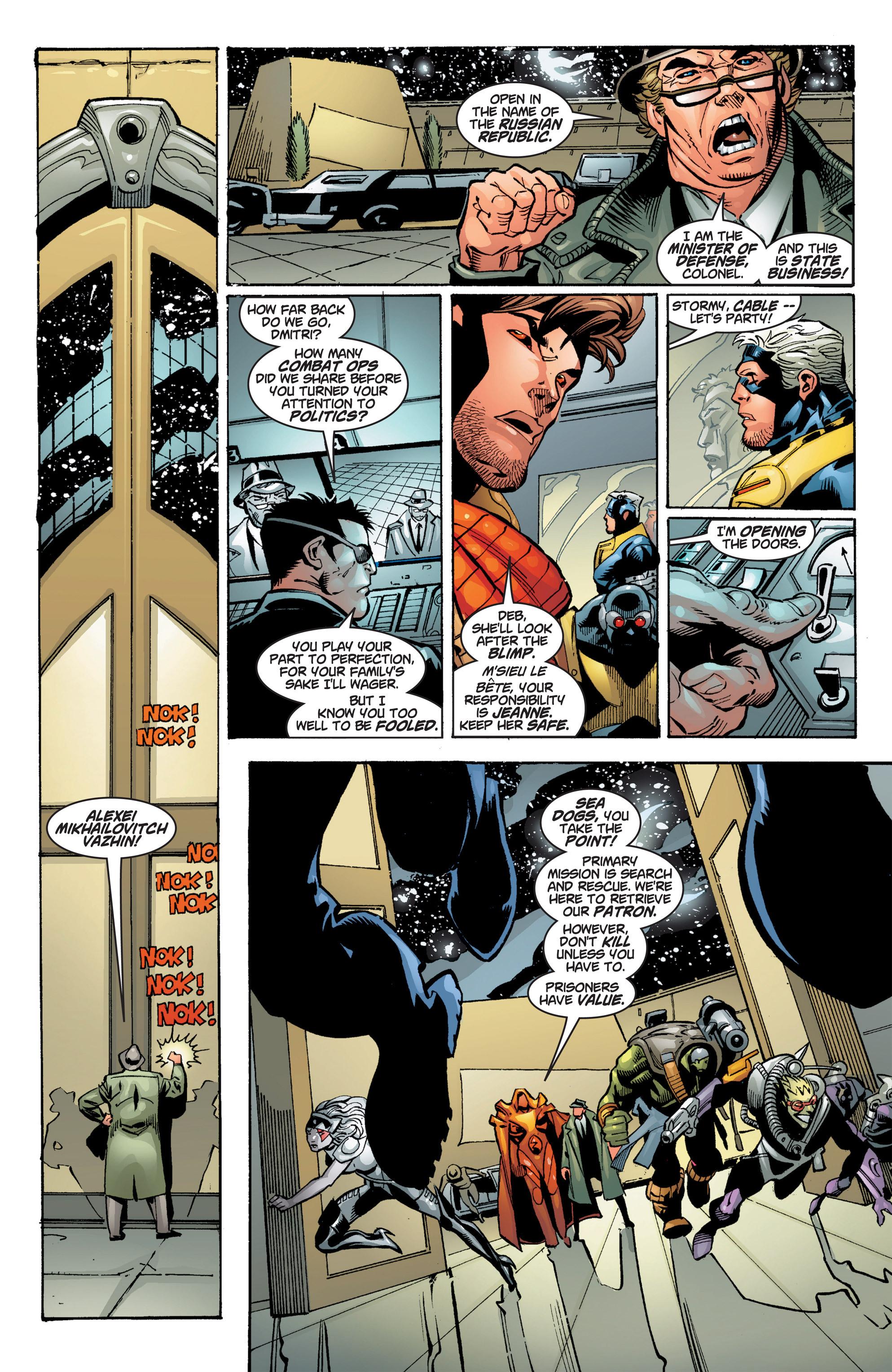 Read online Uncanny X-Men (1963) comic -  Issue #384 - 13