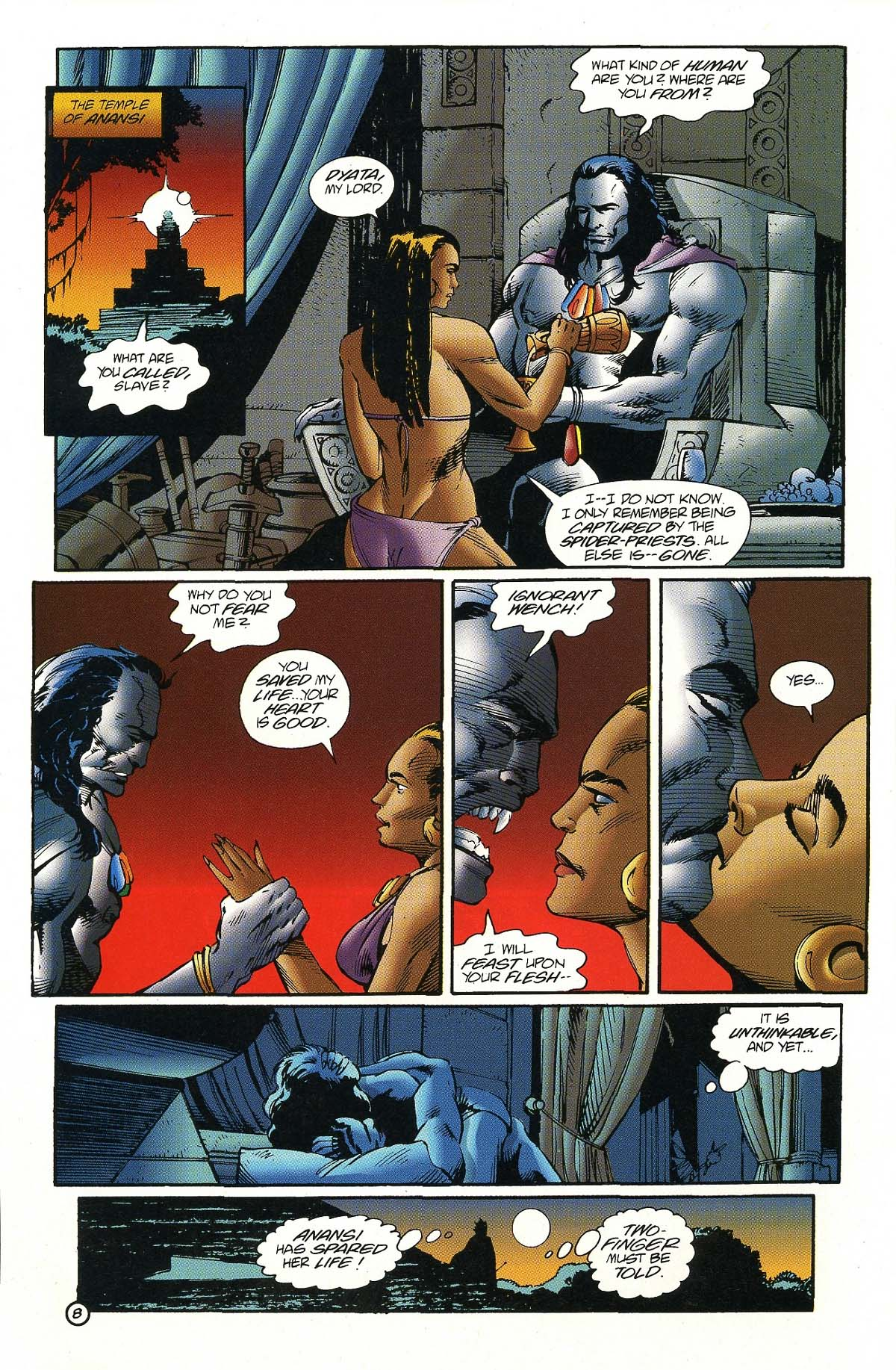 Read online Rune (1994) comic -  Issue #7 - 10