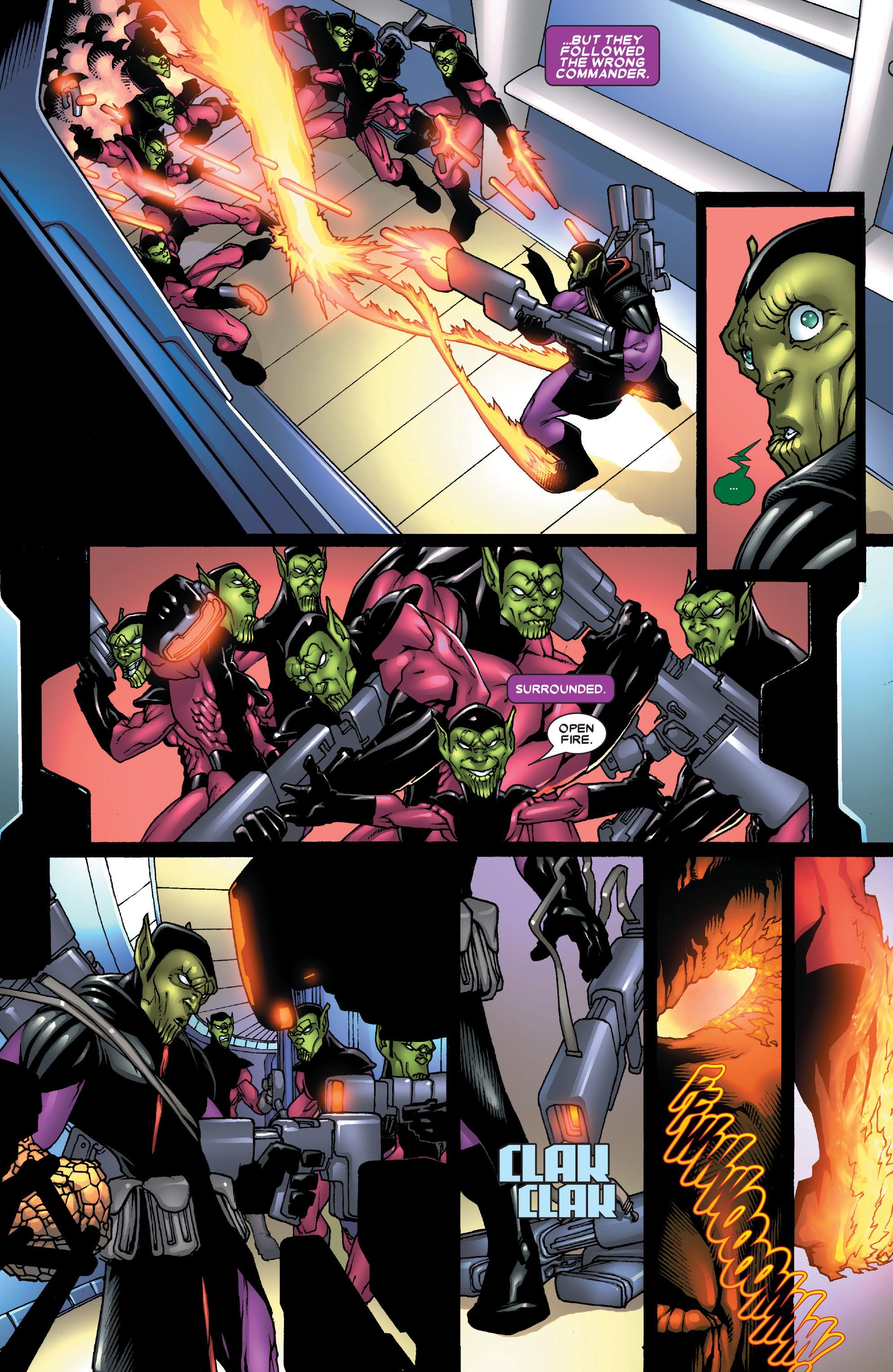 Read online Annihilation: Super-Skrull comic -  Issue #1 - 15