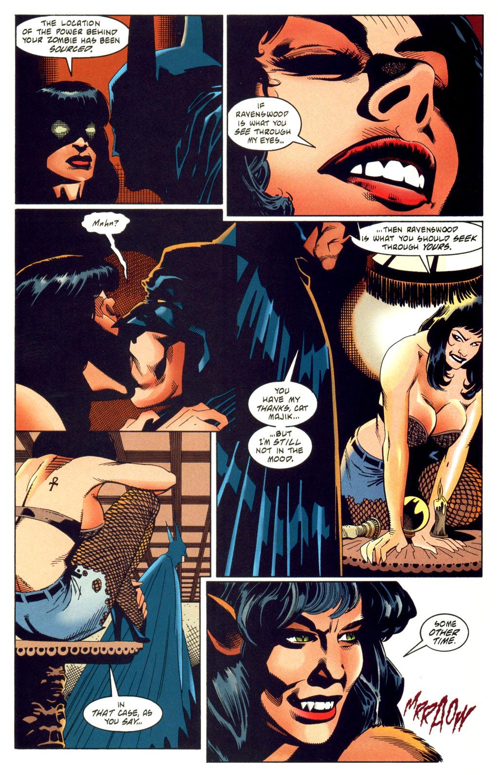 Read online Batman: Haunted Gotham comic -  Issue #2 - 36