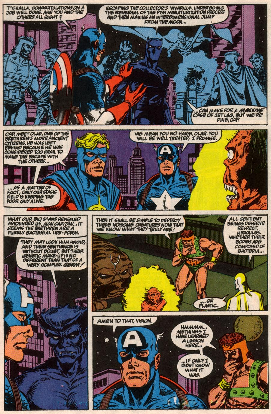 The Avengers (1963) 338 Page 7