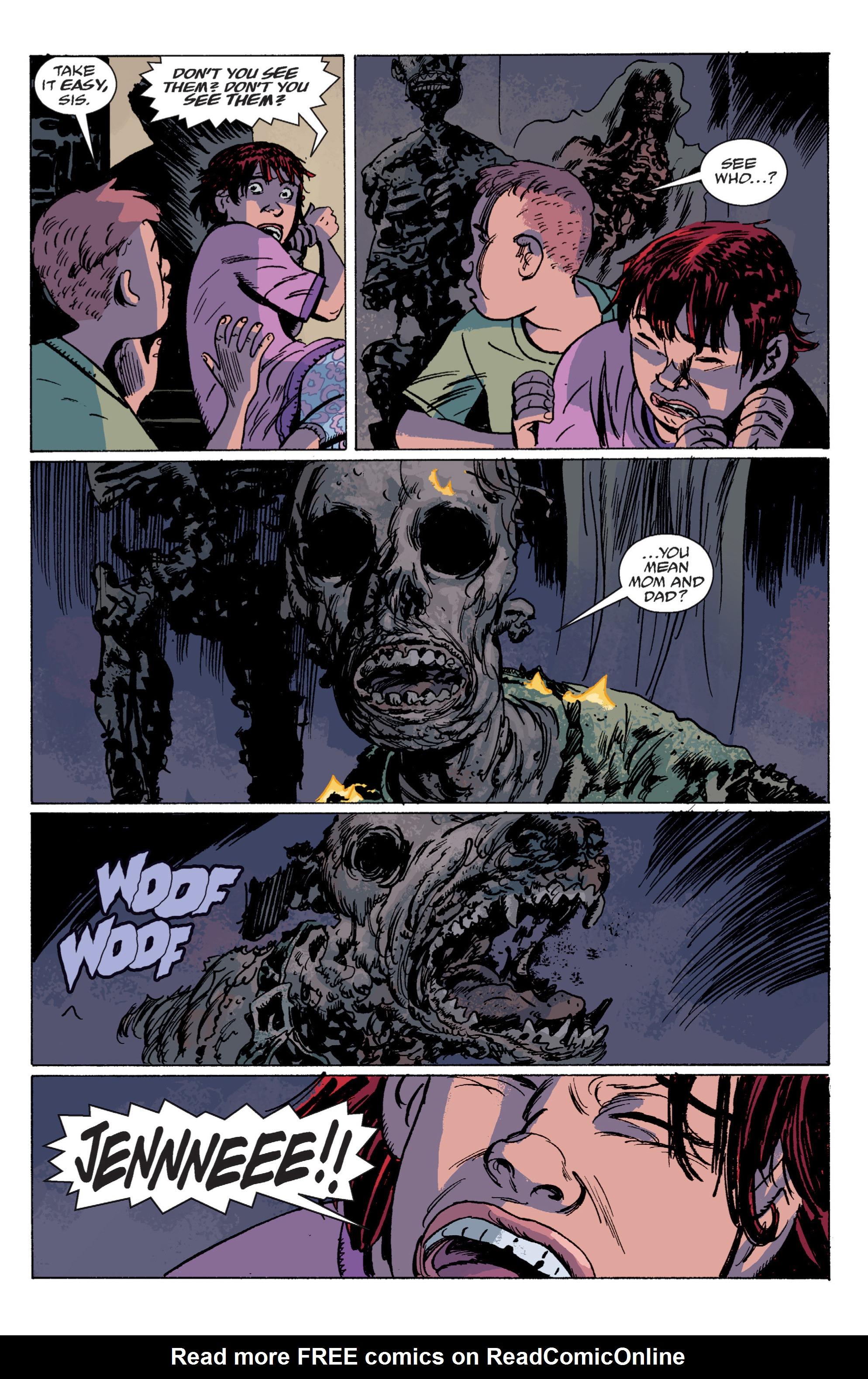 Read online B.P.R.D. (2003) comic -  Issue # TPB 6 - 96