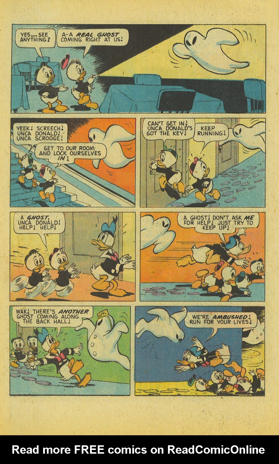Read online Uncle Scrooge (1953) comic -  Issue #122 - 12