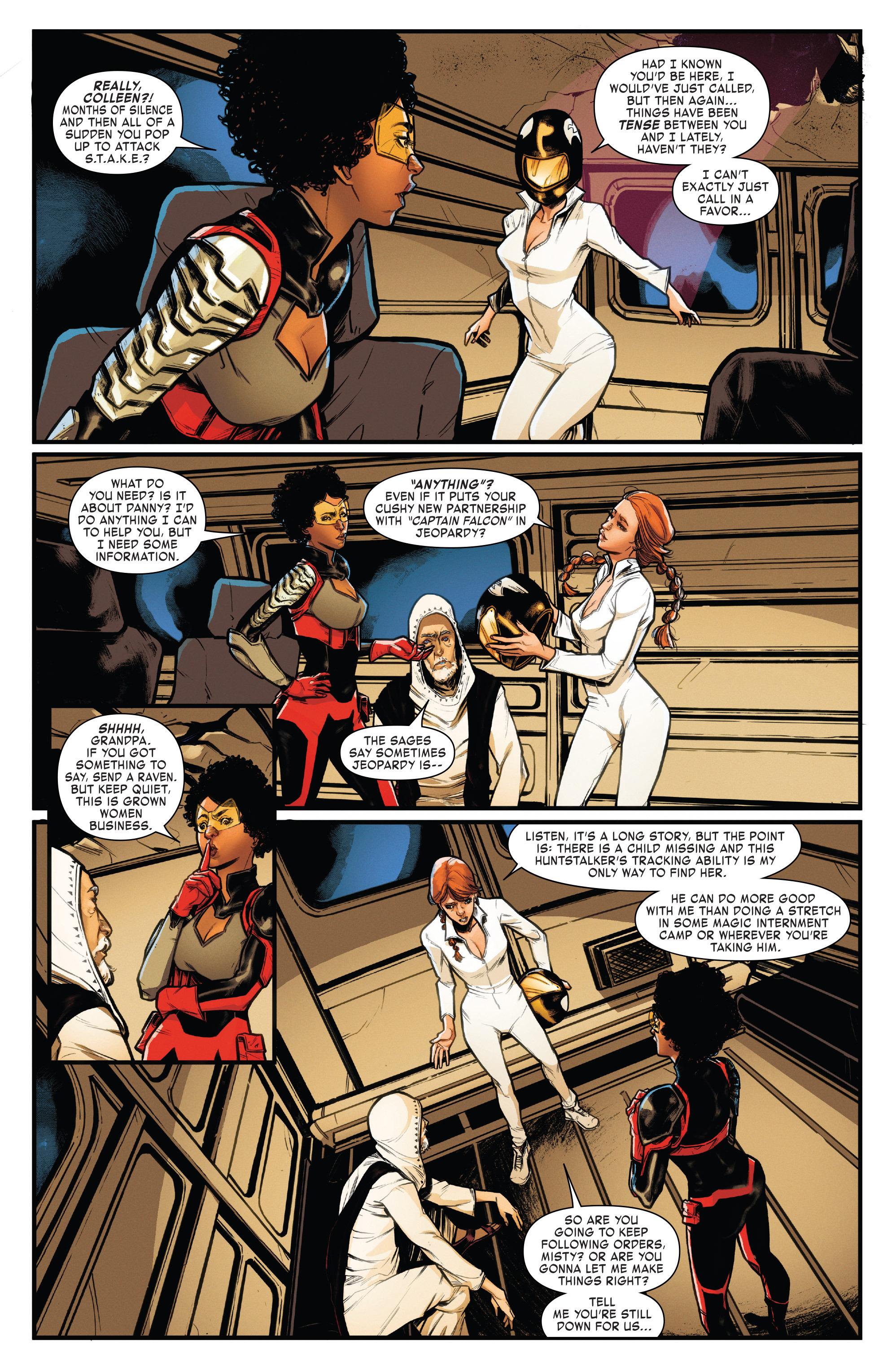 Read online Civil War II: Choosing Sides comic -  Issue #5 - 15