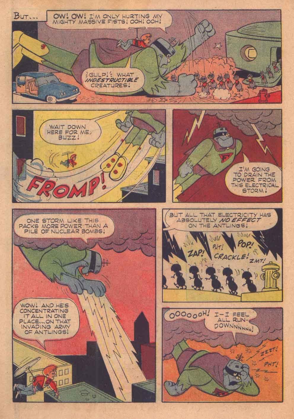 Read online Frankenstein, Jr. comic -  Issue # Full - 6
