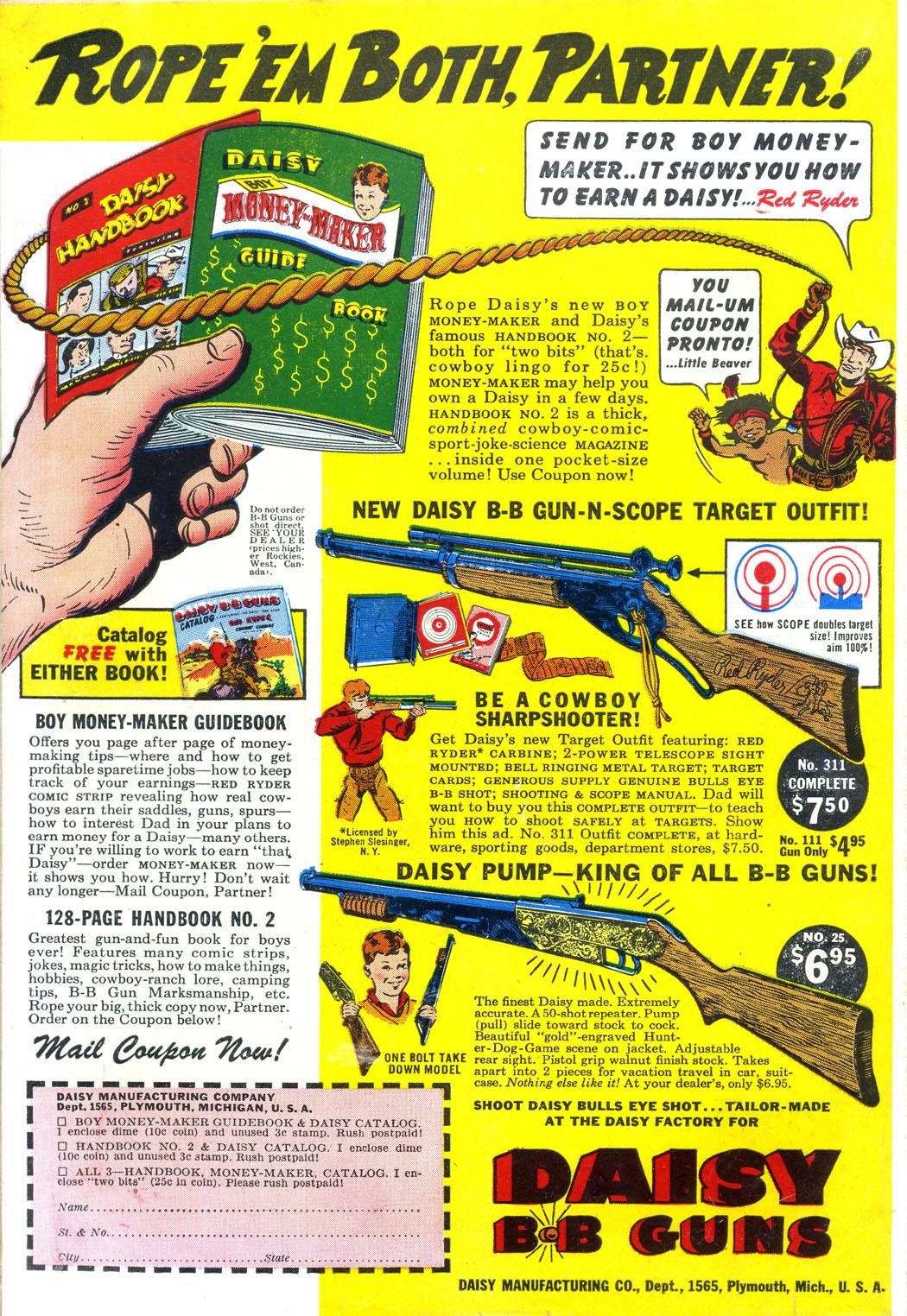 Read online Adventure Comics (1938) comic -  Issue #153 - 50