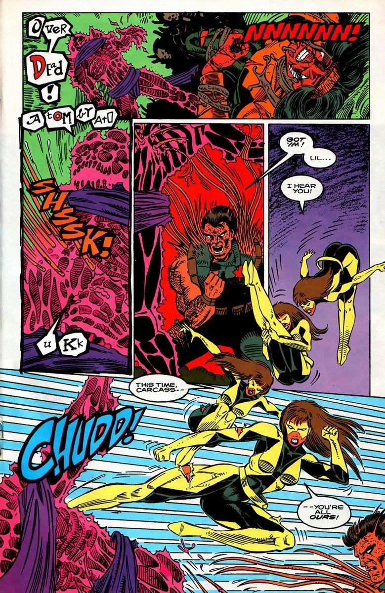 Read online Alpha Flight (1983) comic -  Issue #126 - 13