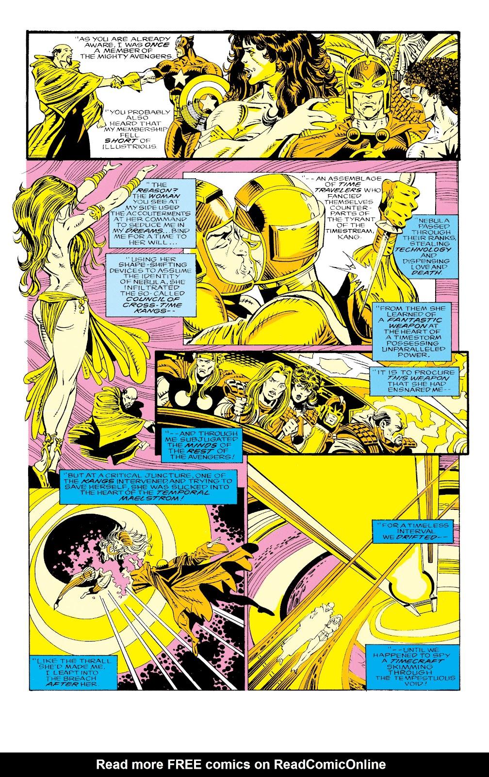 Read online Avengers: Citizen Kang comic -  Issue # TPB (Part 2) - 20