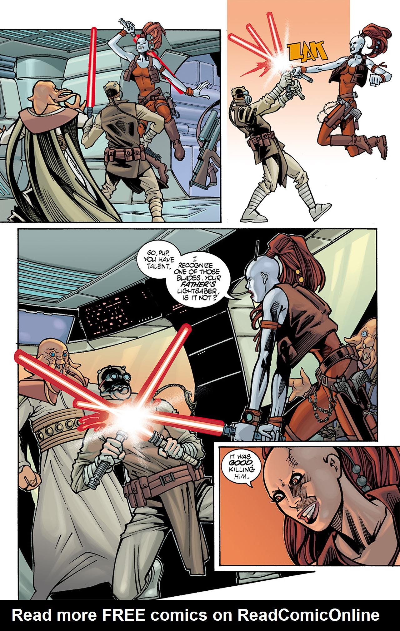 Read online Star Wars Omnibus comic -  Issue # Vol. 10 - 113