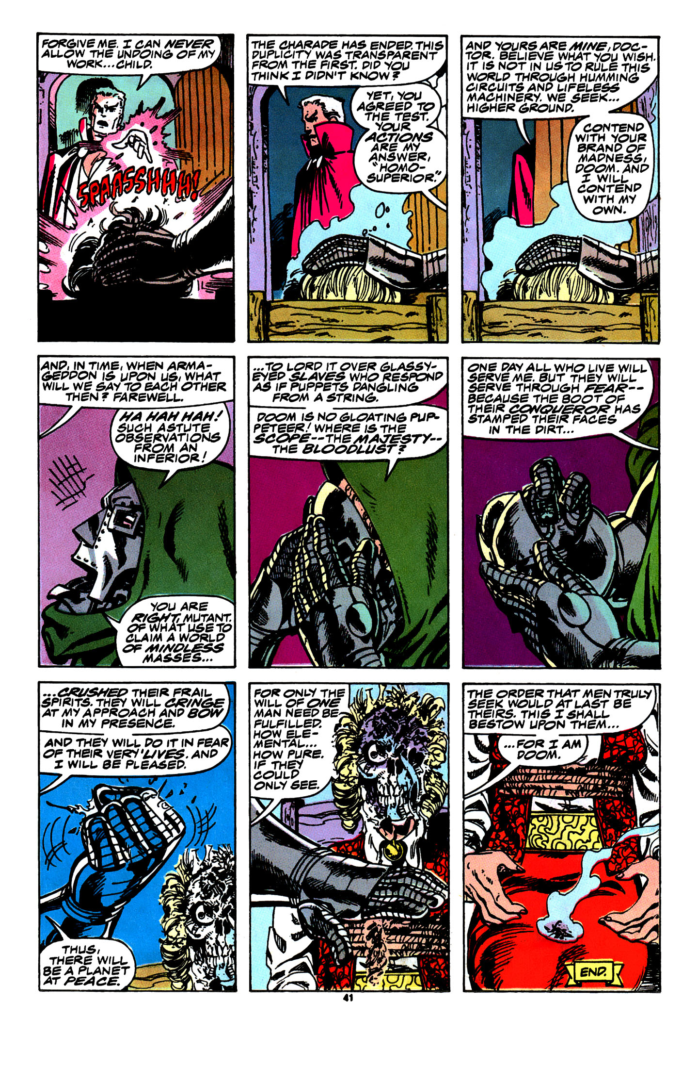 Read online X-Factor (1986) comic -  Issue # _ Annual 4 - 37
