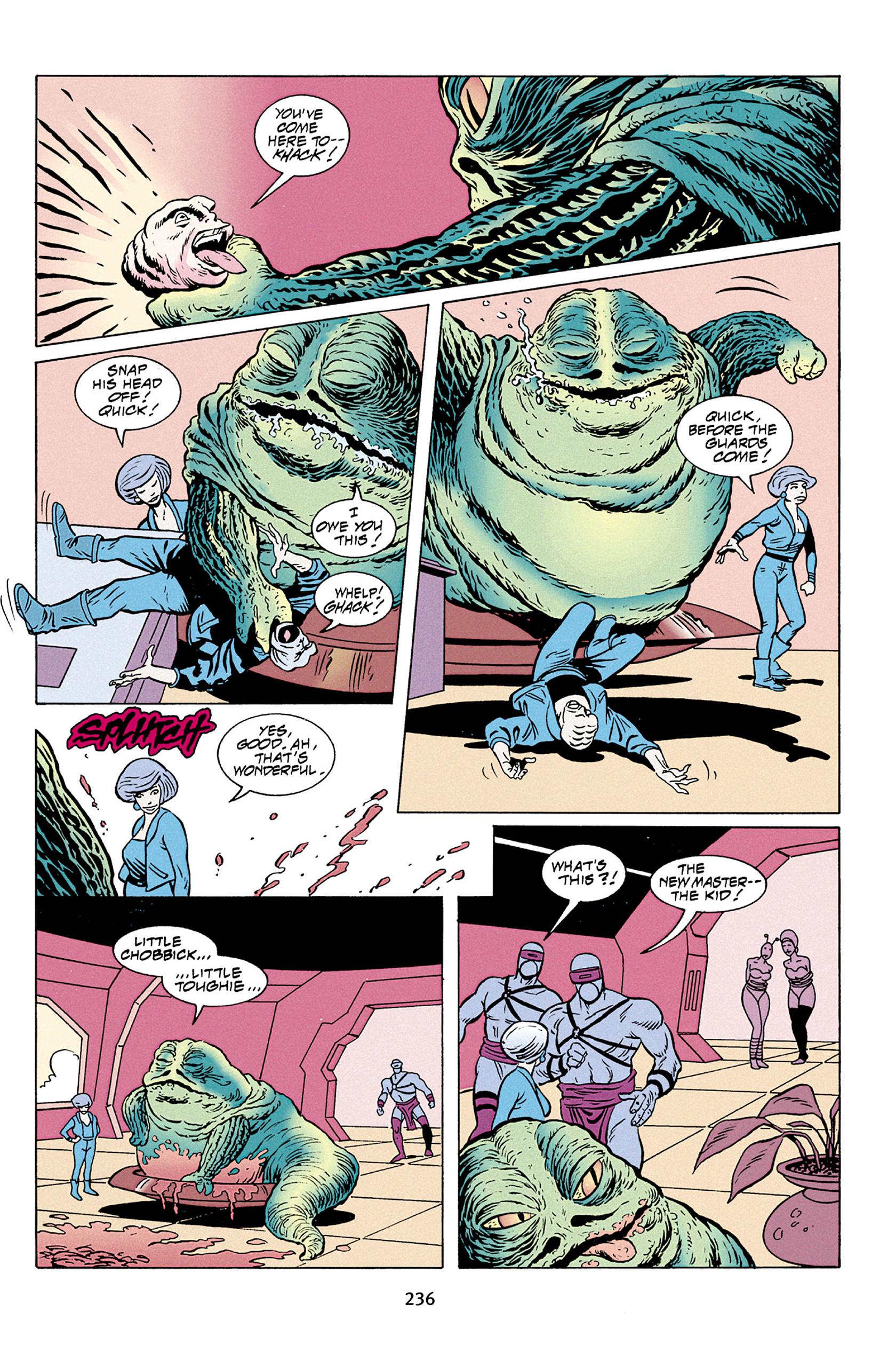 Read online Star Wars Omnibus comic -  Issue # Vol. 30 - 233