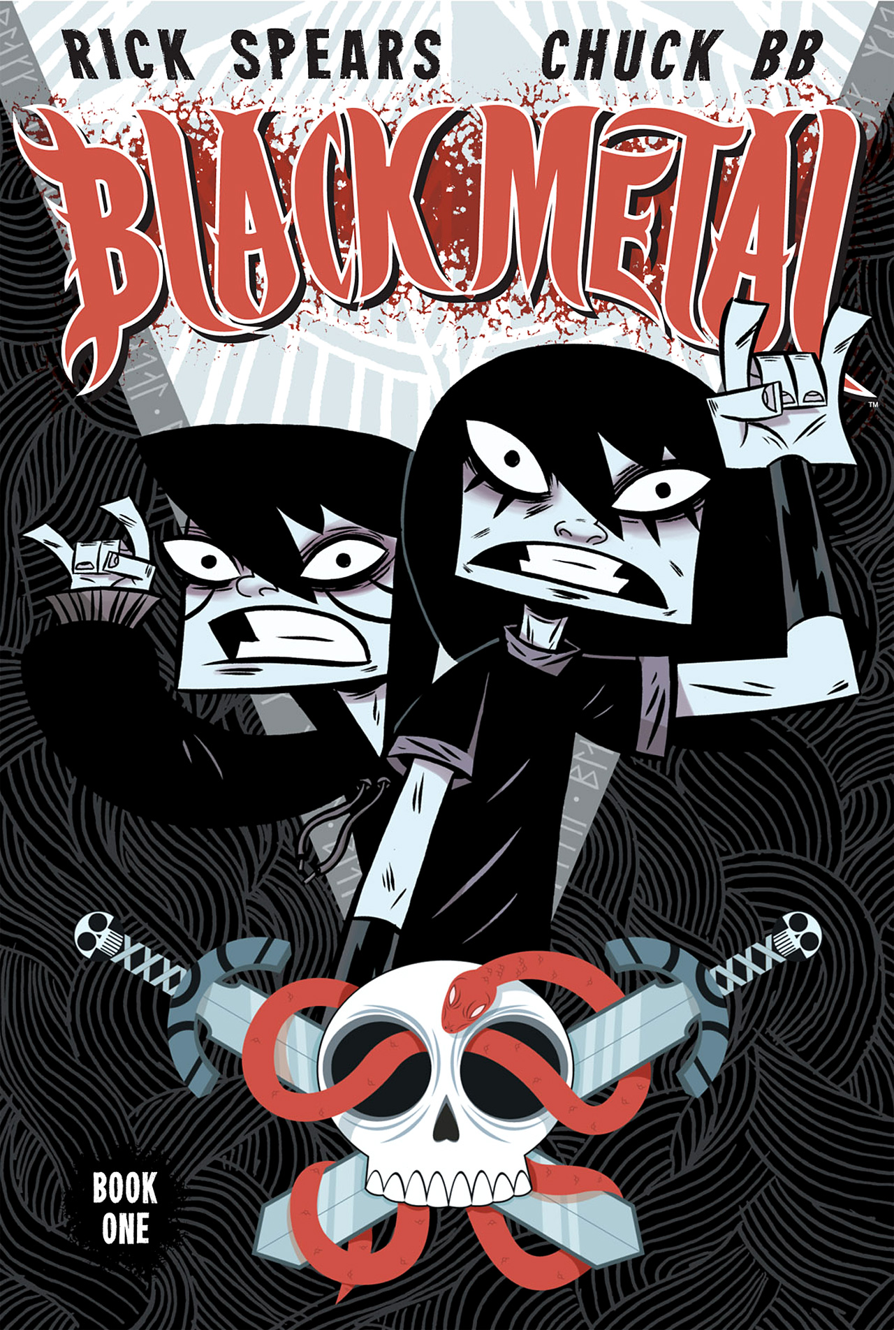 Black Metal 1 Page 1