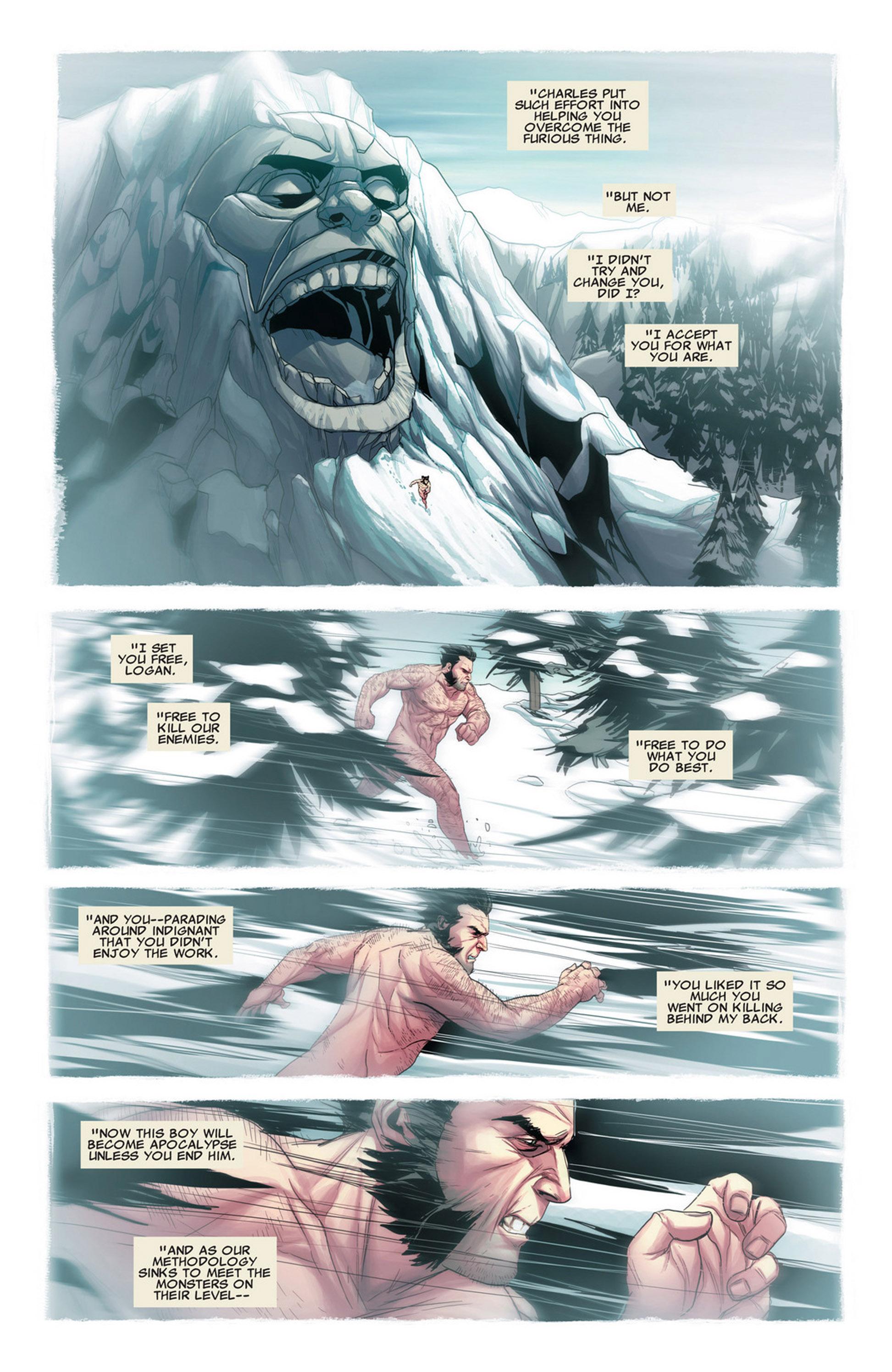 Uncanny X-Force (2010) #33 #35 - English 4