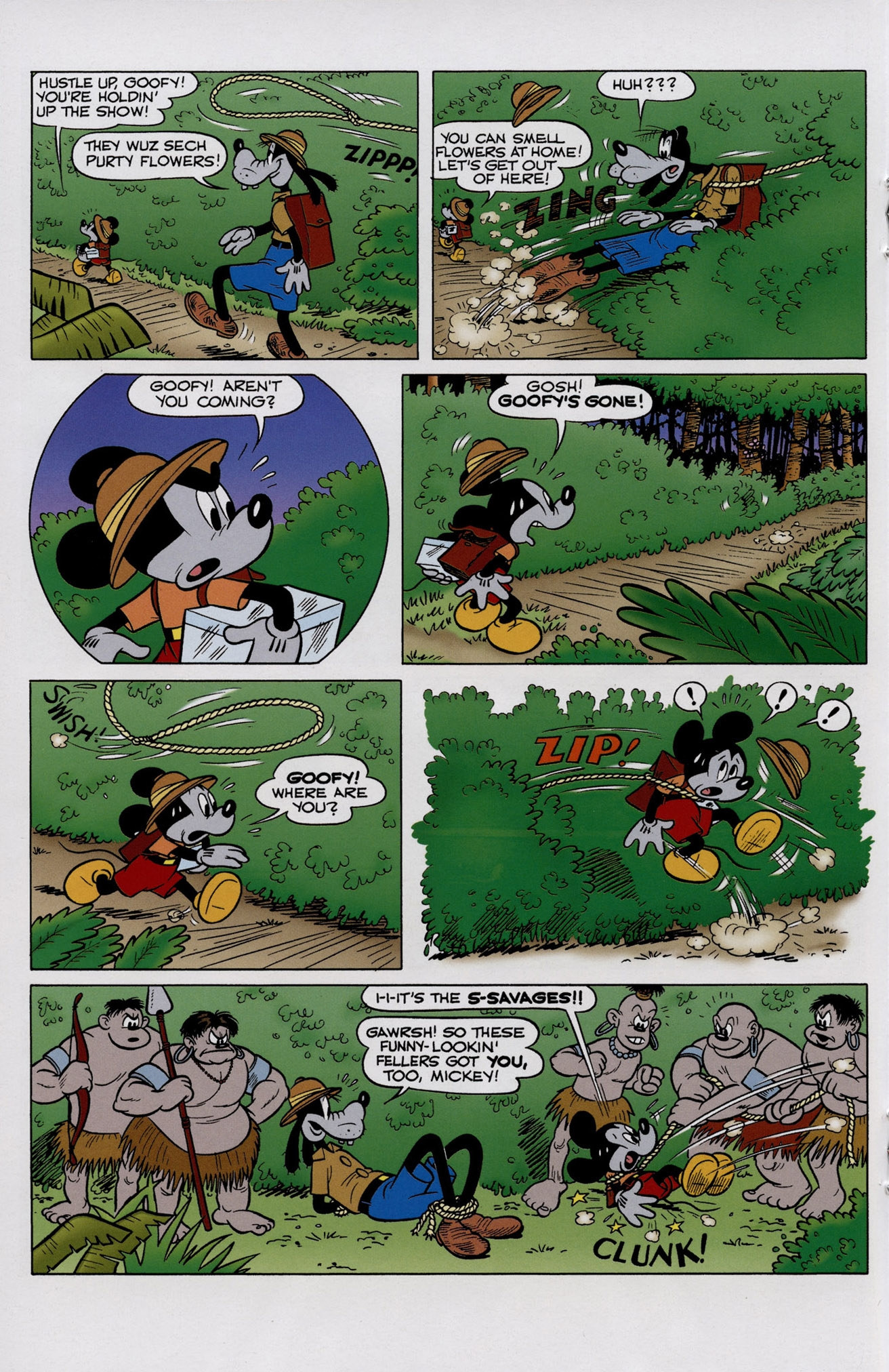 Read online Mickey Mouse (2011) comic -  Issue #307 - 14