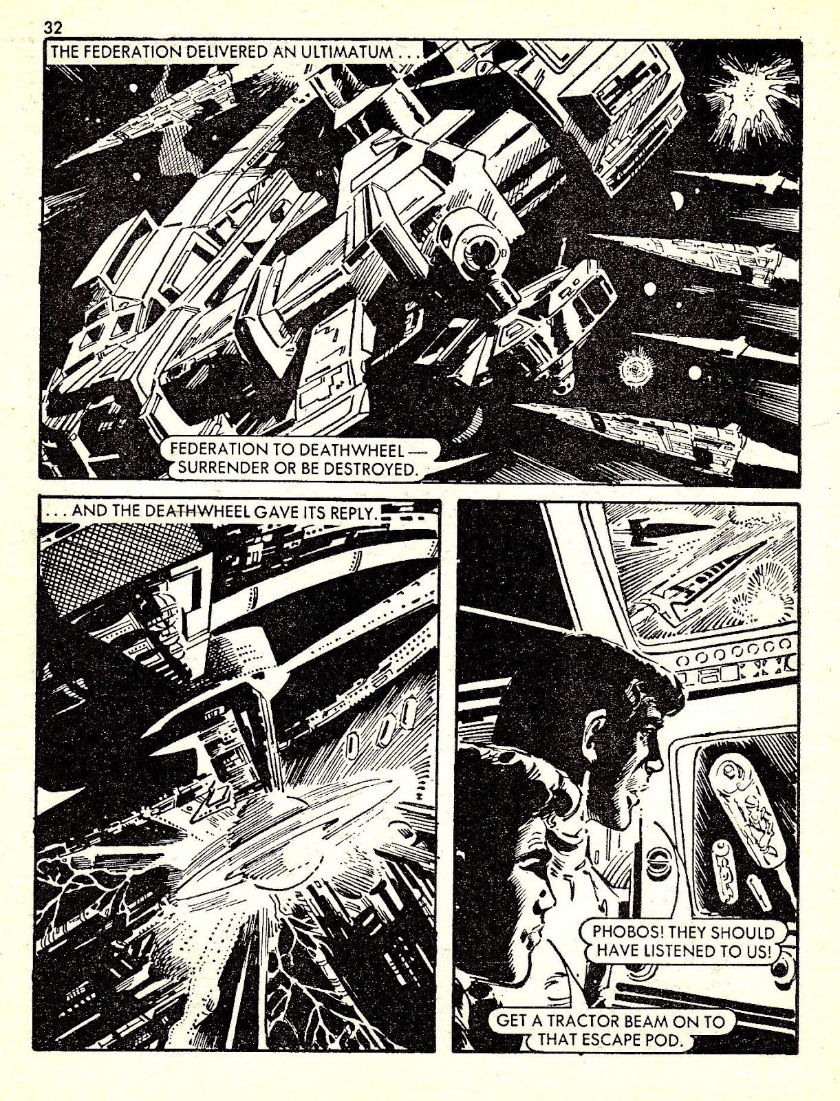 Starblazer issue 140 - Page 32