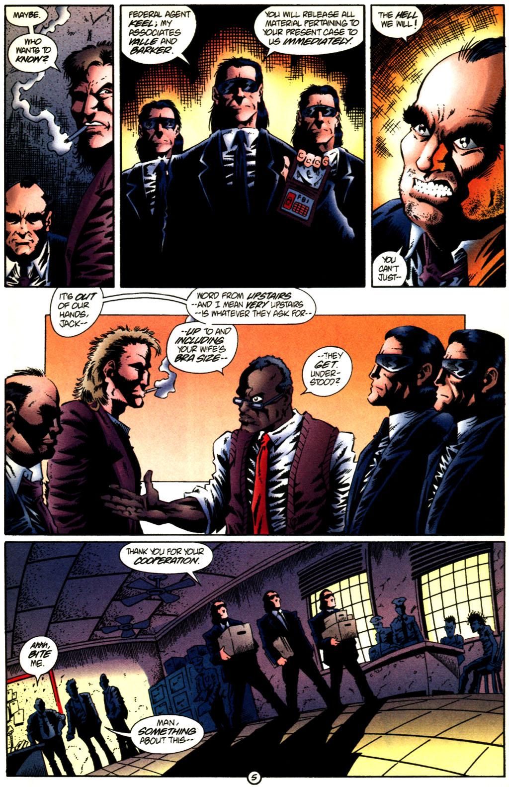 Read online Rune (1995) comic -  Issue # _Infinity - 7